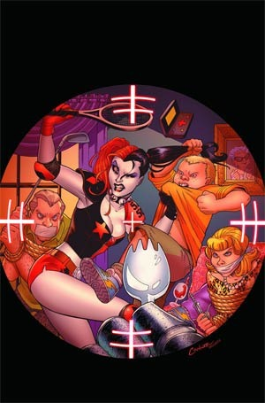 Harley Quinn #4 (The New 52)