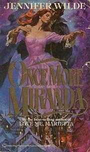 Once More, Miranda by Jennifer Wilde
