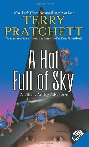 A Hat Full of Sky by Terry Pratchett