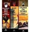 The Sword of Truth, Boxed Set I: Wizard's First Rule, Blood of the Fold, Stone of Tears (Sword of Truth, #1-3)