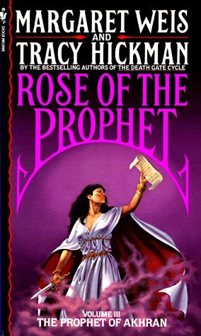 The Prophet of Akhran by Margaret Weis