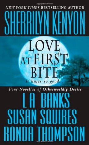 Love at First Bite (Wild Wulfs of London, #2.5; Companion, #3.5; Dark-Hunter, #9.6)