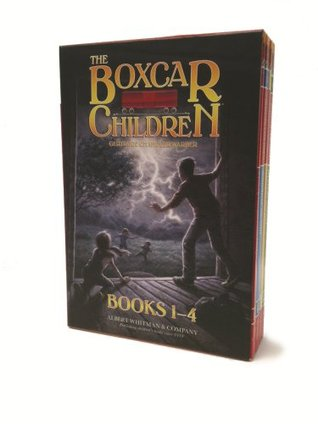 The Boxcar Children (The Boxcar Children, #1-4)