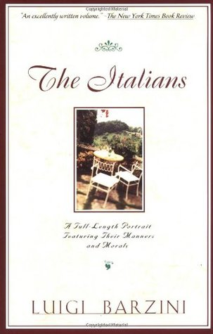 The Italians by Luigi Barzini