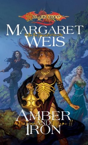 Amber and Iron by Margaret Weis
