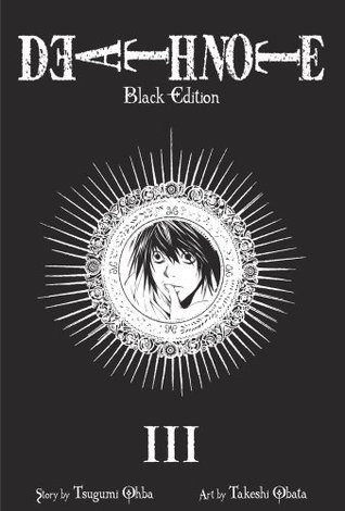 Death Note: Black Edition, Volume 3