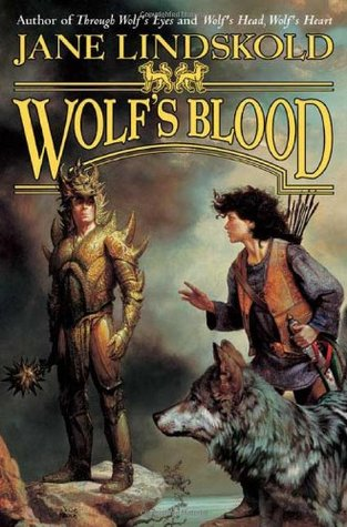 Wolf's Blood by Jane Lindskold
