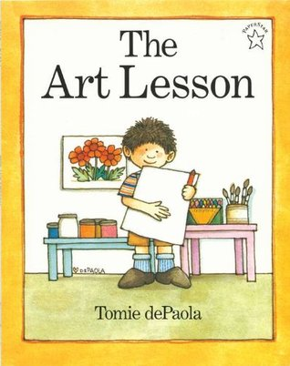 The Art Lesson by Tomie dePaola