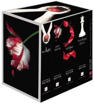 The Twilight Saga Complete Collection (Twilight, #1-4, Bree Tanner)