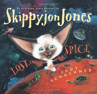 Skippyjon Jones Lost in Spice by Judy Schachner
