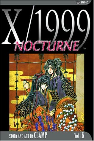 X/1999, Volume 16 by CLAMP