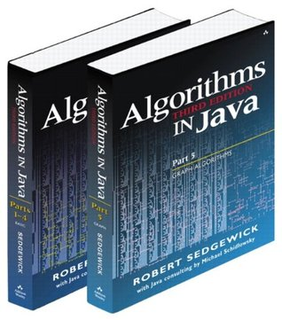 Algorithms in Java: Parts 1-4: Fundamentals, Data Structures, Sorting, Searching [with Part 5, Graph Algorithms]