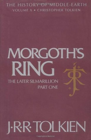 Morgoth's Ring by J.R.R. Tolkien
