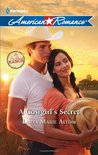 A Cowgirl's Secret (Harlequin American Romance, No 1359)
