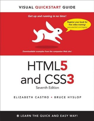 HTML 5 and CSS3 by Elizabeth Castro