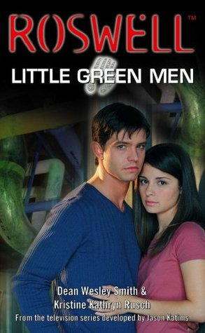 Little Green Men by Dean Wesley Smith
