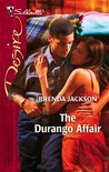 The Durango Affair (Silhouette Desire) (The Westmoreland Series)