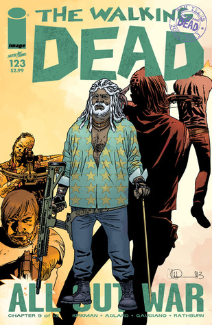 The Walking Dead, Issue #123