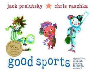 Good Sports by Jack Prelutsky