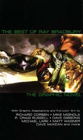 The Best of Ray Bradbury by Ray Bradbury
