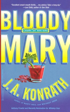 Bloody Mary by J.A. Konrath