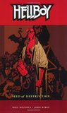 Hellboy, Vol. 1: Seed of Destruction (Hellboy, #1)