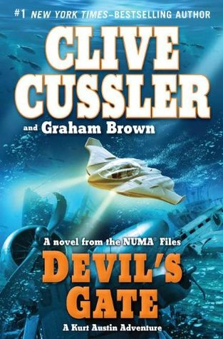 Devil's Gate by Clive Cussler