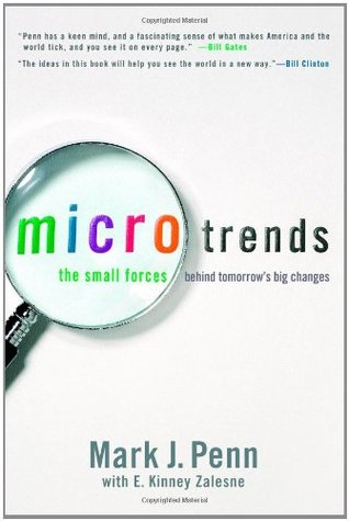 Microtrends by Mark J. Penn
