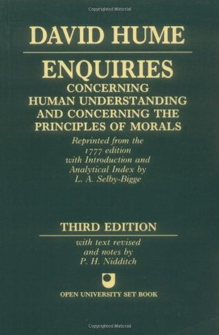 Enquiries Concerning the Human Understanding/Concerning the P... by David Hume