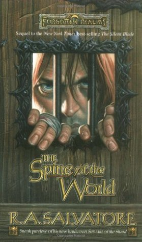 The Spine of the World (Paths of Darkness #2) -  R.A. Salvatore