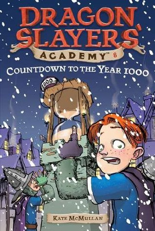 Countdown to the Year 1000 by Kate McMullan
