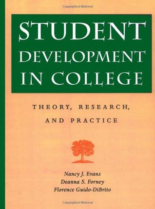 Student Development in College by Nancy J. Evans