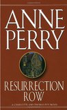 Resurrection Row  (Charlotte & Thomas Pitt, #4)