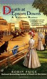 Death at Epsom Downs (Victorian Mystery, #7)