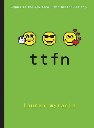 ttfn by Lauren Myracle