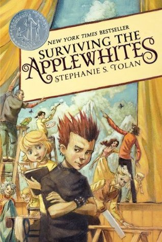Surviving the Applewhites by Stephanie S. Tolan