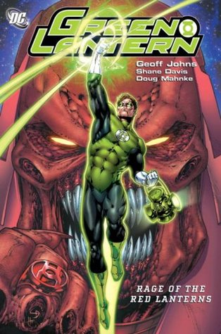 Green Lantern, Vol. 7: Rage of the Red Lanterns