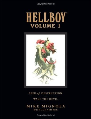 Hellboy Library Edition, Volume 1 by Mike Mignola