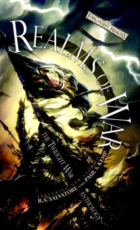 Realms of War (Forgotten Realms: Anthologies #12)
