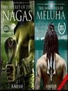 The Secret of the Nagas & the Immortals of Meluha (Set of 2 Books) (Paperback)
