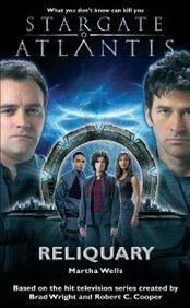 Stargate Atlantis by Martha Wells