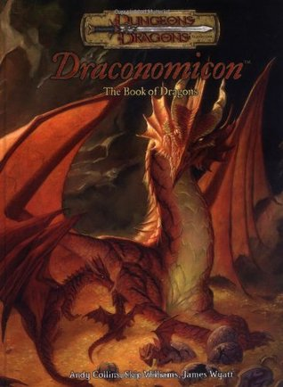 The Draconomicon by Andy Collins