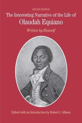 The interesting narrative of the life of olaudah equiano written by