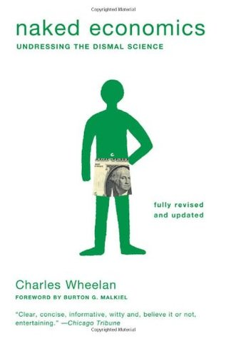Naked Economics by Charles Wheelan