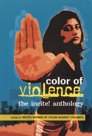 Color of Violence by Andrea Lee Smith