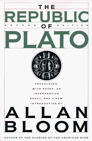 The Republic of Plato by Plato
