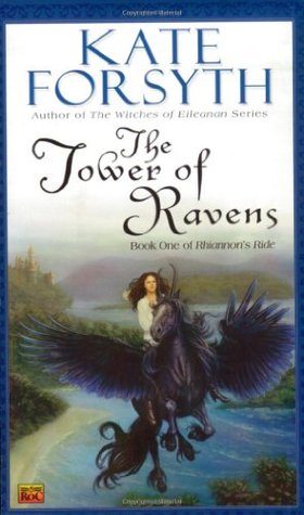 The Tower of Ravens by Kate Forsyth