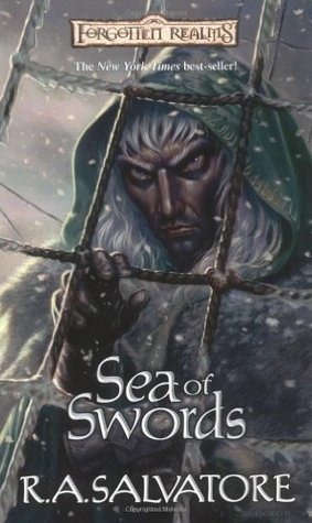 Sea of Swords (Paths of Darkness #4) -  R.A. Salvatore