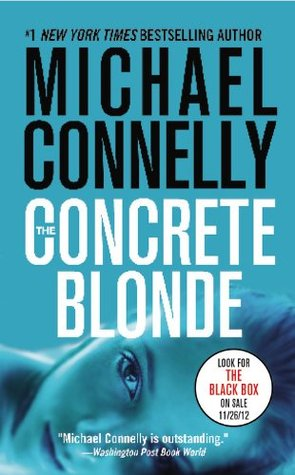 The Concrete Blonde by Michael Connelly