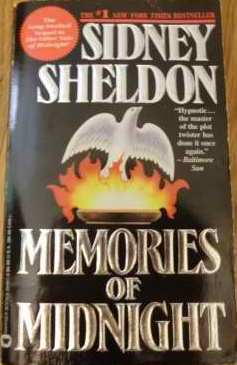 Memories of Midnight by Sidney Sheldon